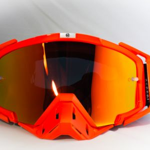 Orange Evo-2 Goggle Thumbnail