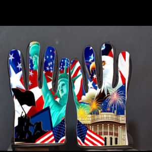Land of the free Gloves Thumbnail