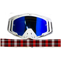 Red Plaid Goggle Thumbnail